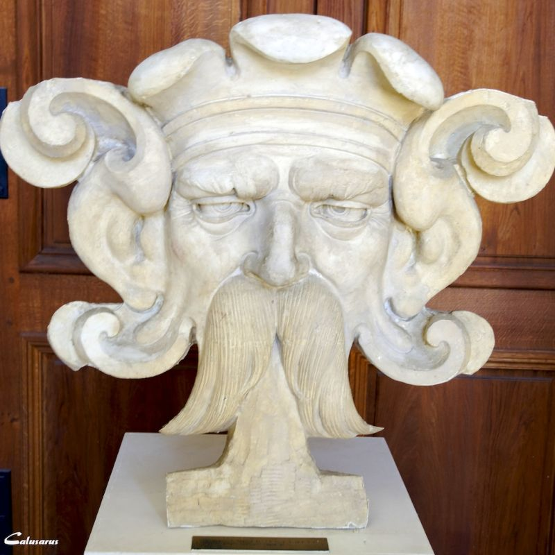 Statue Blois