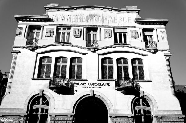 Valence Drome N&B