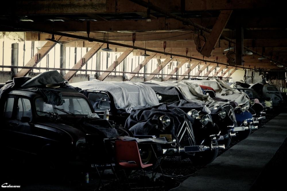 Drome 26 automobile