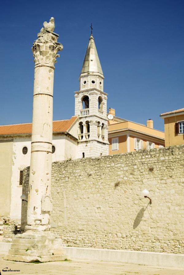 Zadar Architecture Croatie