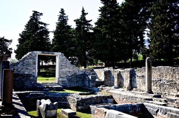 Salona Croatie