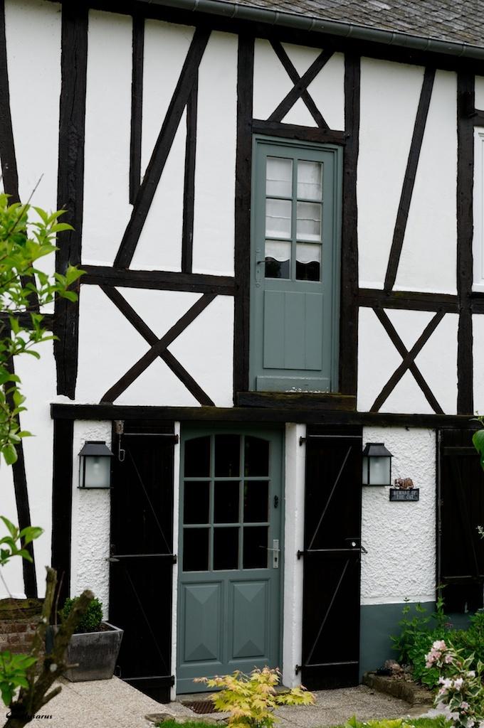 Architecture Eure Porte