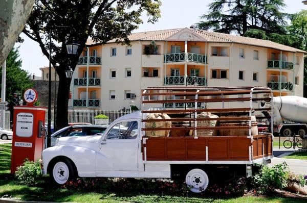 Tain L'Hermitage Drome 26 Art Automobile