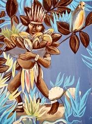 Isere Art mural