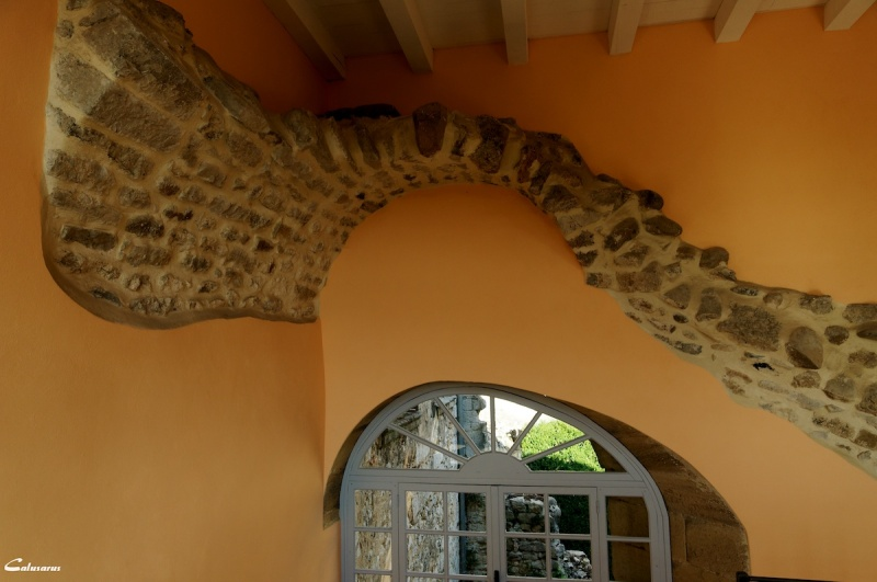 Ardeche architecture