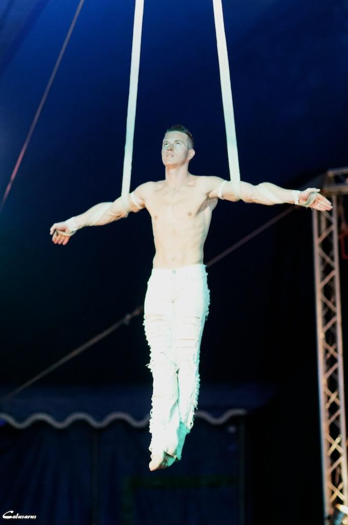 Cirque ardeche portrait