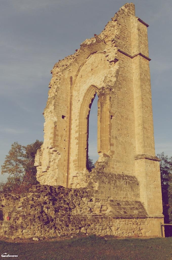 Ruine Isere