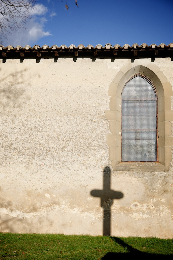 Eglise ombre drome 26