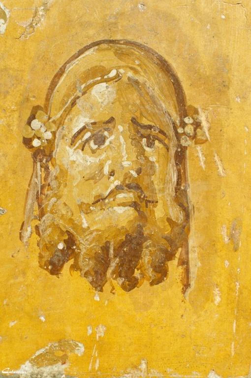 peinture naples jaune italie