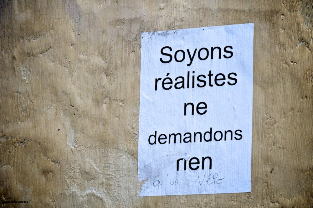 Humour Arles