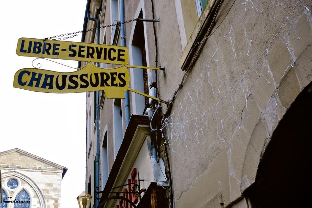 Enseigne Drome 26 Romans-sur-Isere