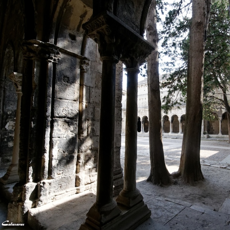 Architecture Arles Bouches-du-Rhone