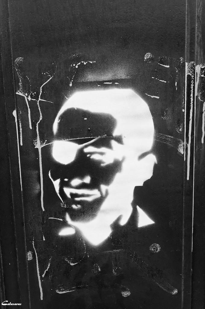 Graffiti Arles N&B