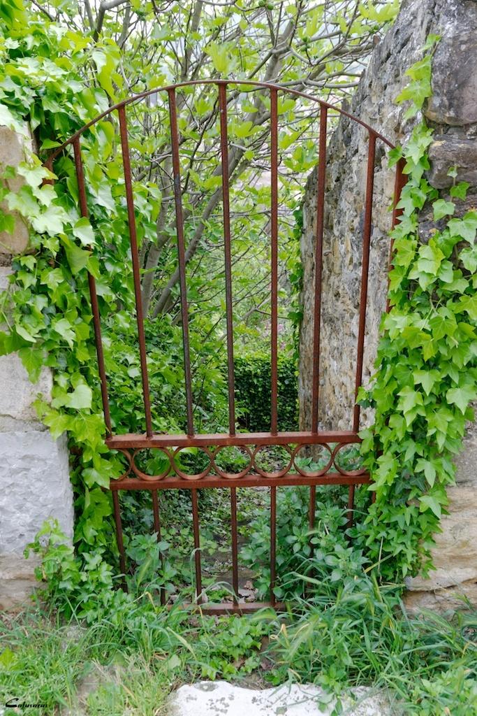 Porte nature Ardeche