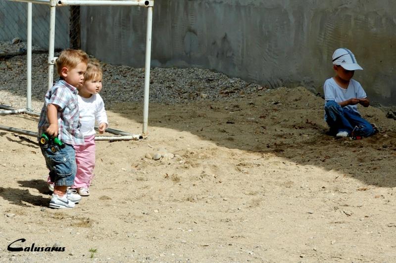 Enfants Isere Portrait