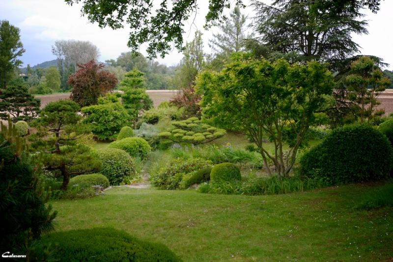Jardin Drome Beaumont-Monteux 26