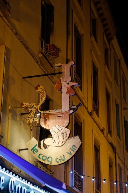 Drome 26 nuit enseigne Valence