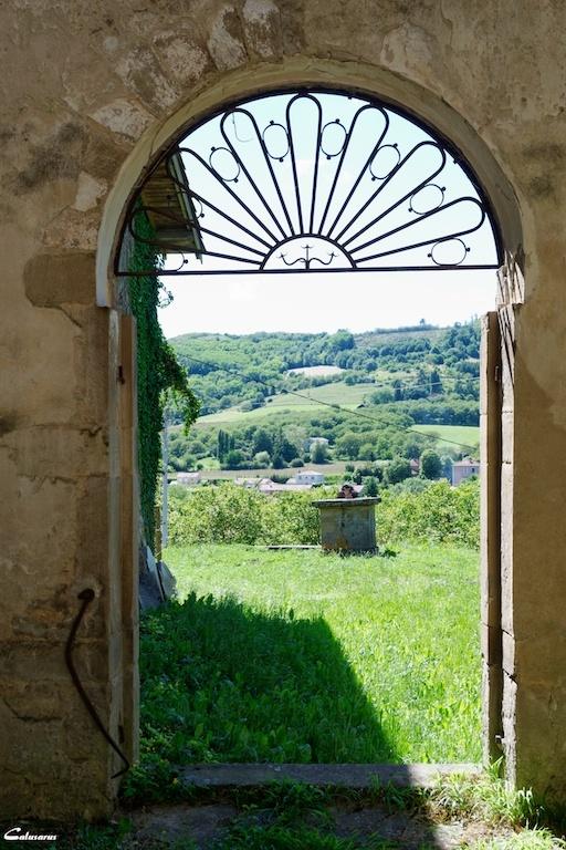 ST-Michel-Sur-avasse Paysage Drome 26