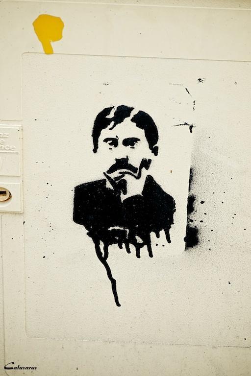 Graffiti La-Rochelle Charentes-Maritimes