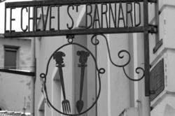Enseigne N&B Drome 26 Romans-sur-Isere