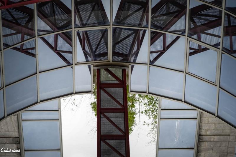 Angouleme reflet architecture