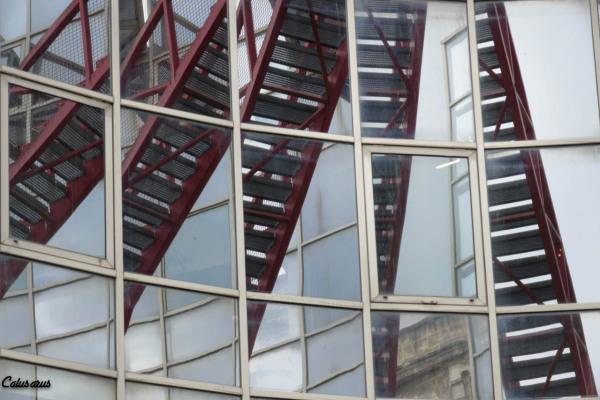 Reflet angouleme architecture