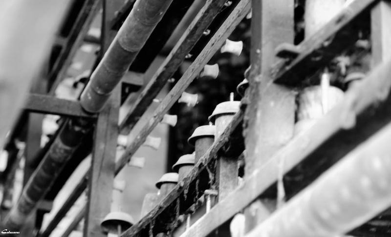 Industriel N&B Isere