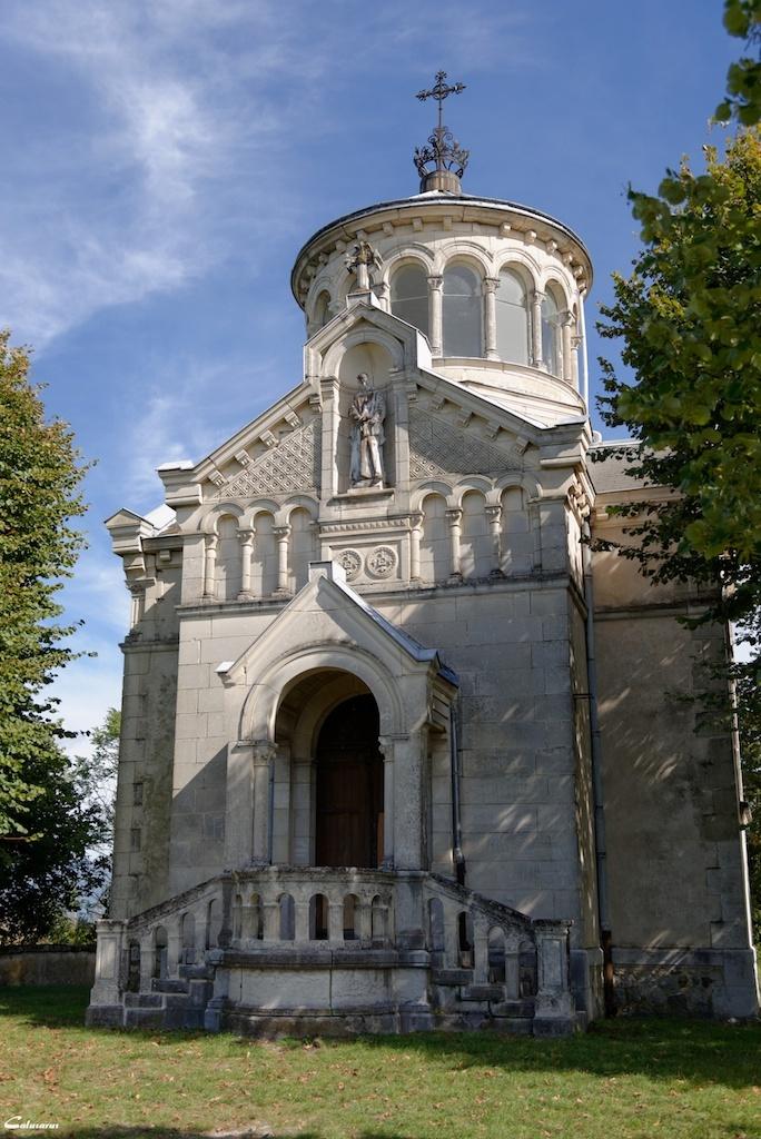 Eymeux chapelle Drome 26