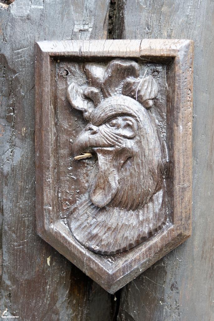 animal sculpture normandie