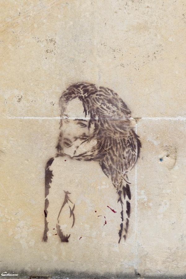 Graffiti Rochefort