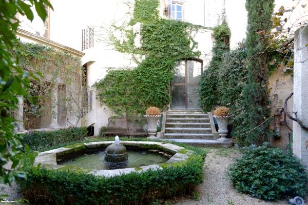 Jardin Bouches-Du-Rhone