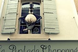 Enseigne Bouches-du-Rhone