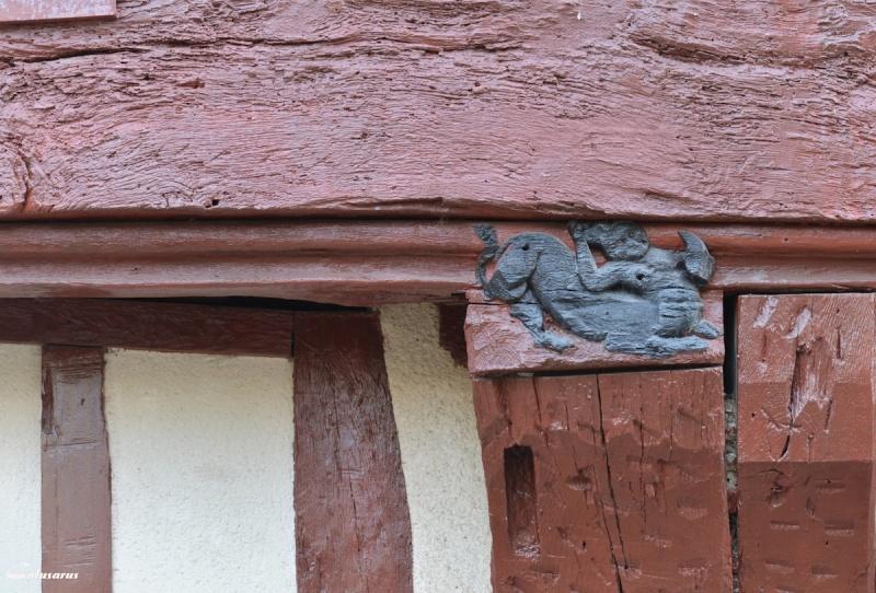 Detail architecture eure