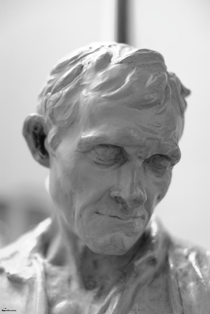 Sculpture N&B Limoges