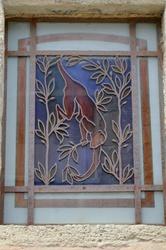 Fenetre animal Etoile-sur-Rhone Drome 26
