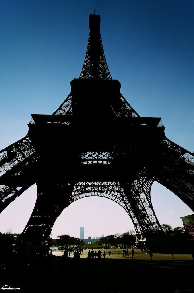 Paris Tour-Eiffel