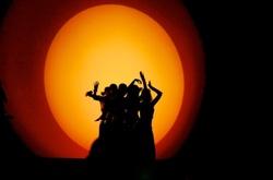 Les danseuses du soleil