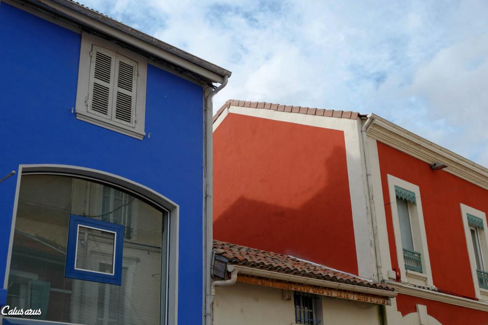 Maison Drome 26 Romans-sur-Isere couleur