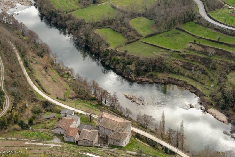 Eyrieux ardeche rivière