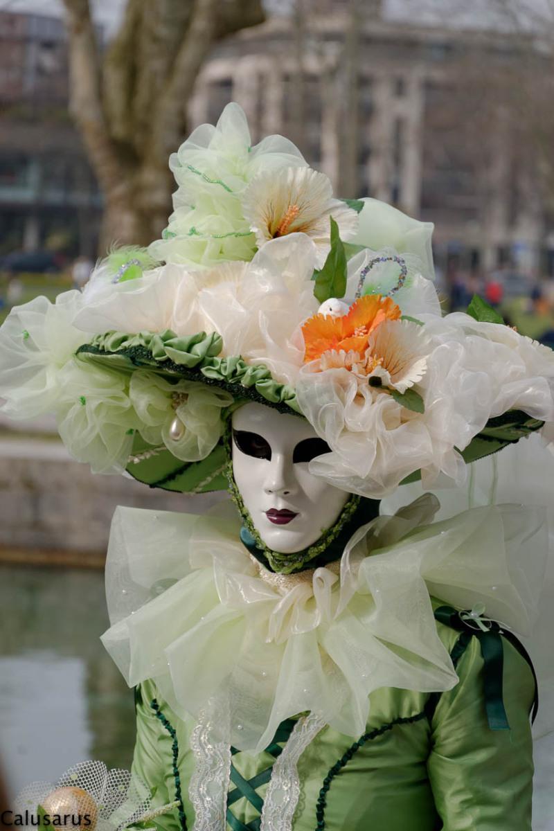 Portrait carnaval annecy