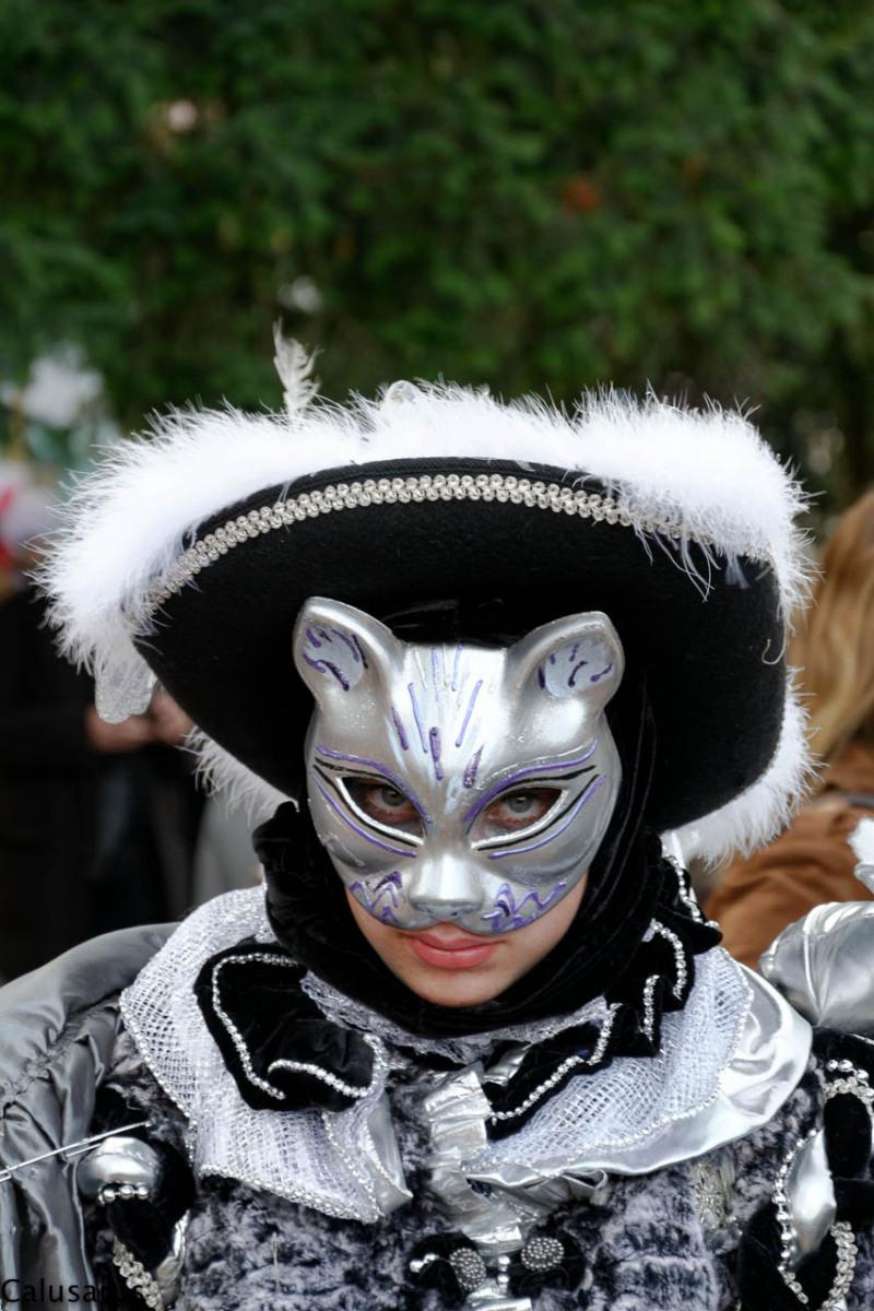 Carnaval Annecy portrait