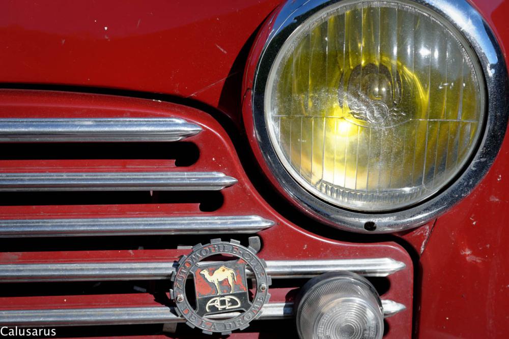 Automobile detail Drome 26 Chatuzange-Le-Goubet