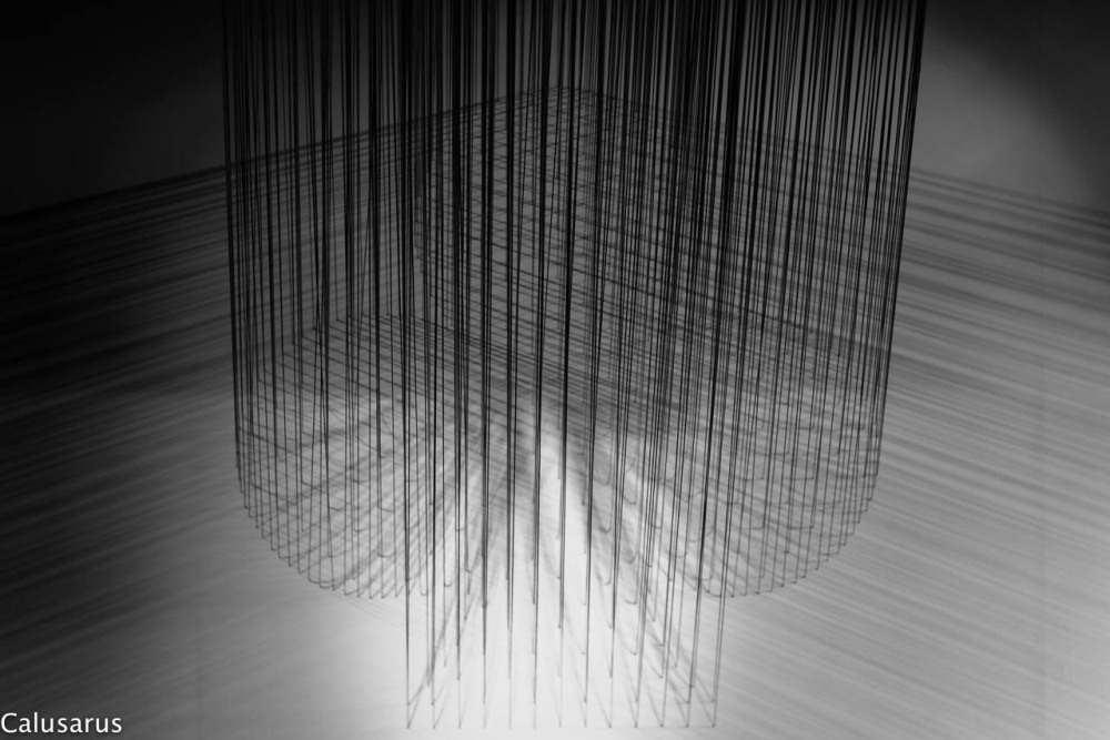 Grenoble N&B abstrait
