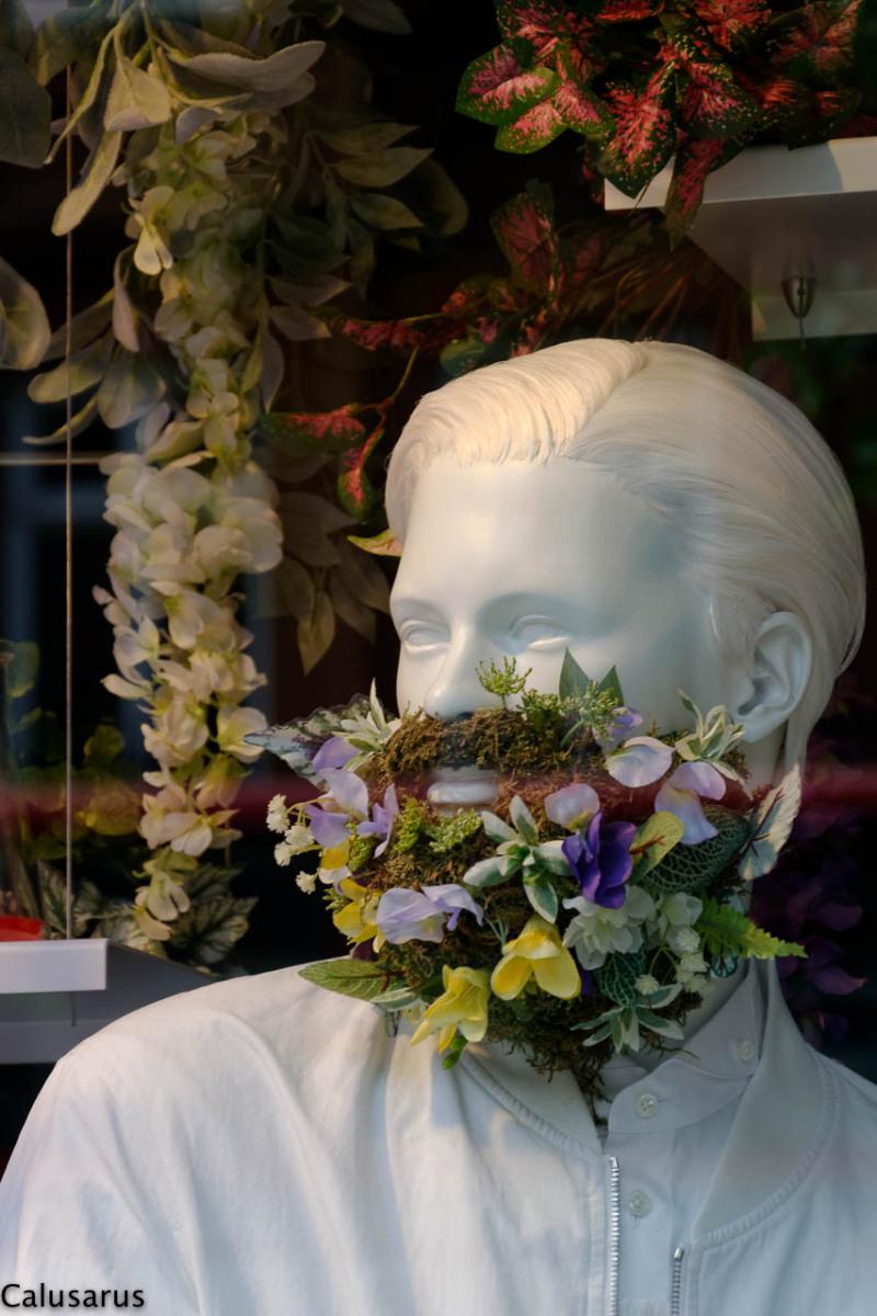 portrait mannequin Londres