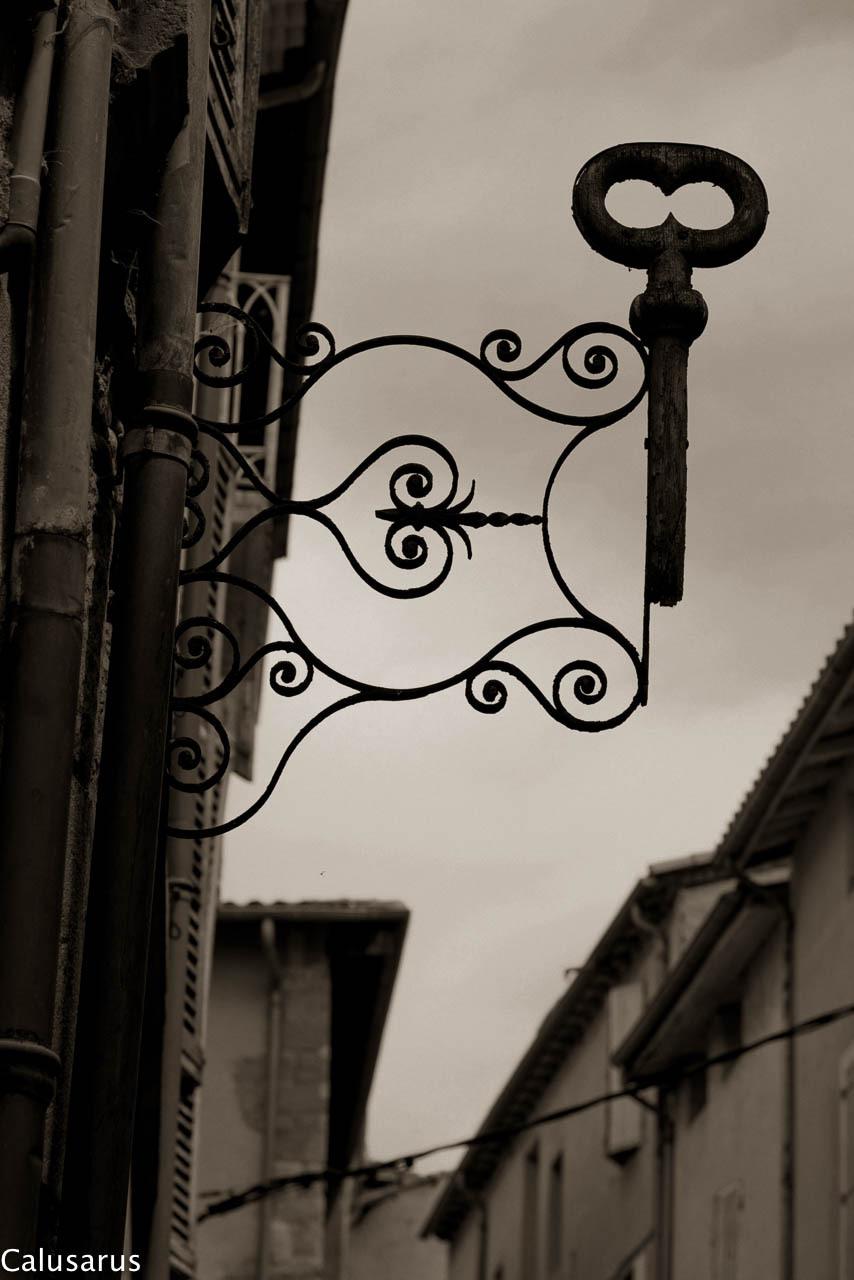 Drome 26 Valence sepia