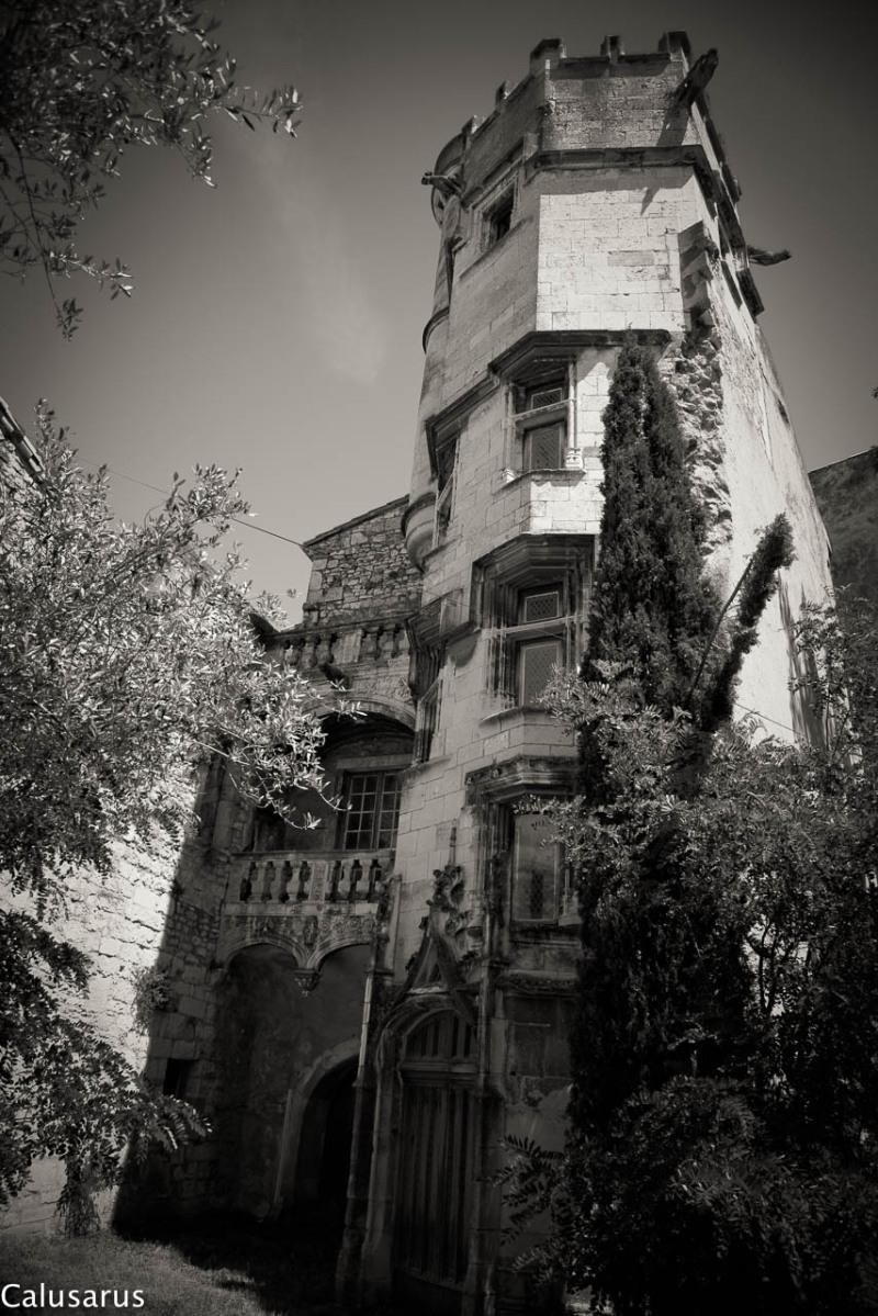 N&B Ardeche architecture