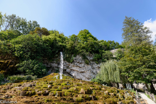 Fontaine paysage Isere