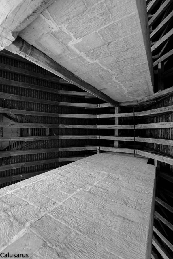 N&B architecture Azay-Le-Rideau