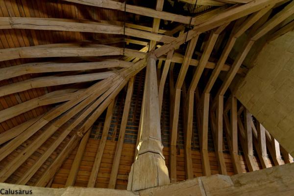 Architecture Azay-Le-Rideau