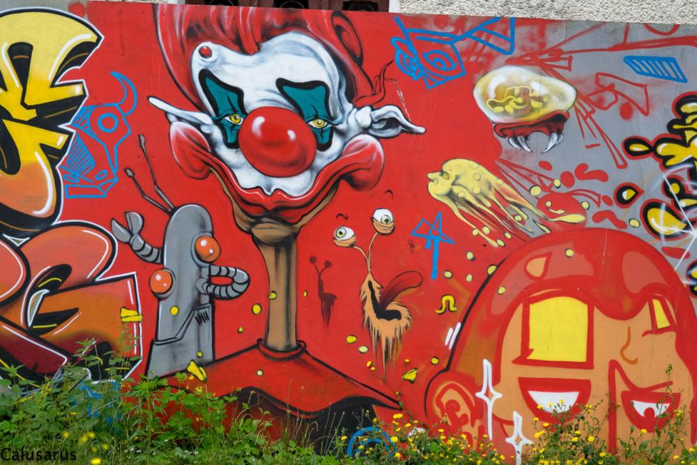 graffiti Vendome